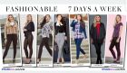 Fall Fashionable 7 days a week!