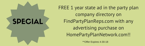 Advertise your direct sales business!