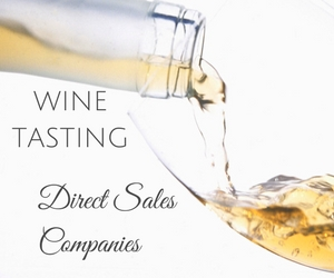 Wine Tasting Direct Sales Companies